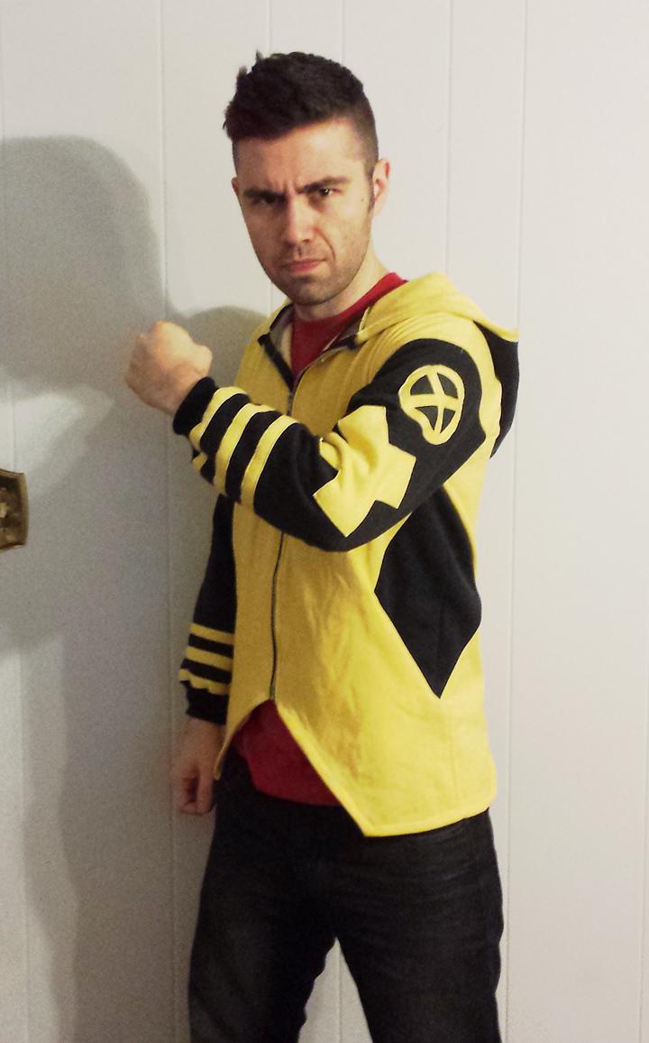 X-men hoodie