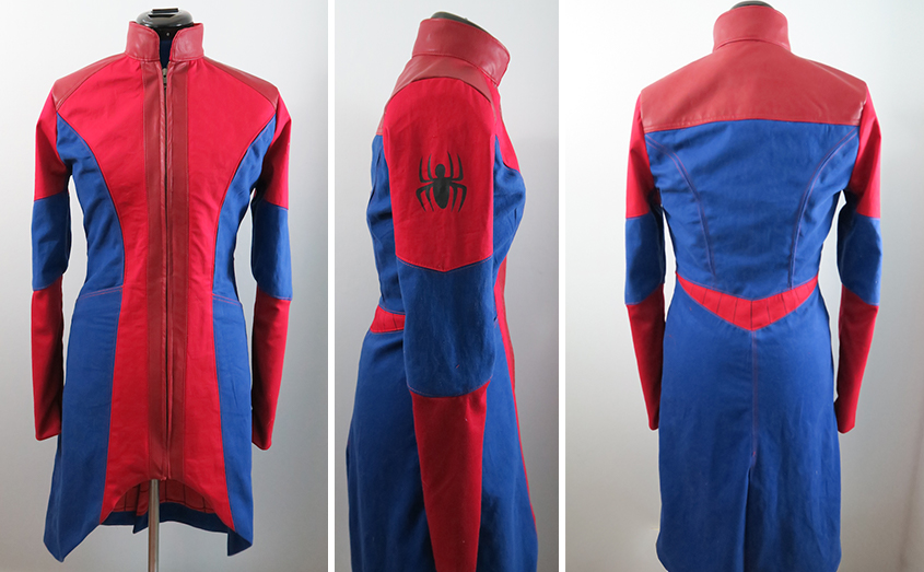 spideycoat image stripe