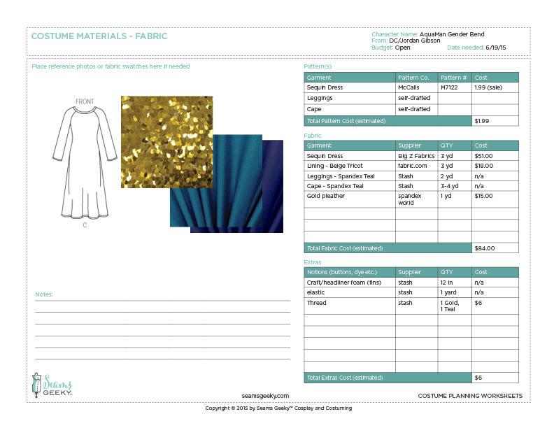SG Costume planning worksheets_2015