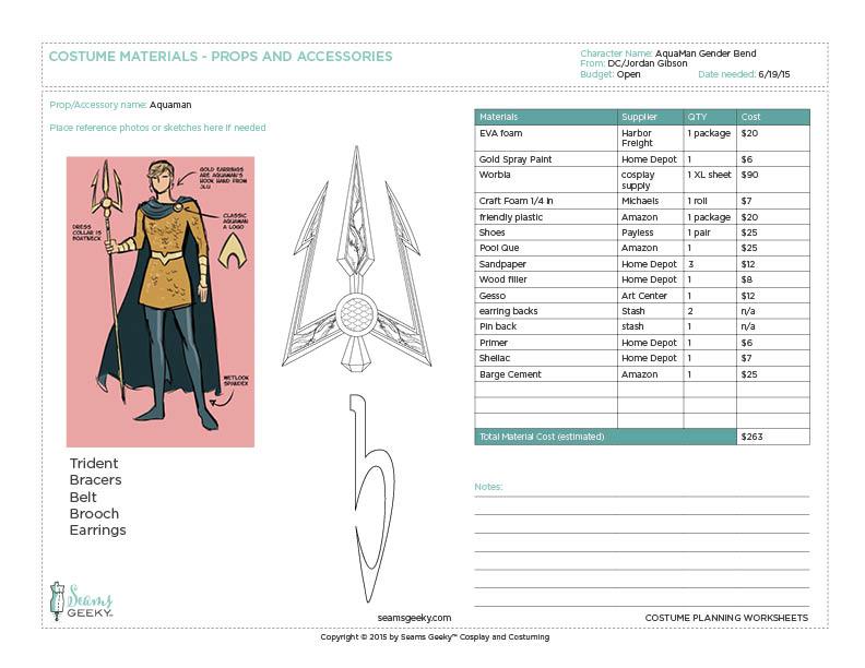 SG Costume planning worksheets_20154